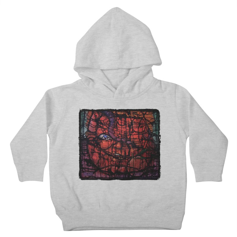 Stifle Kids Toddler Pullover Hoody by Zachary Knight | Artist Shop