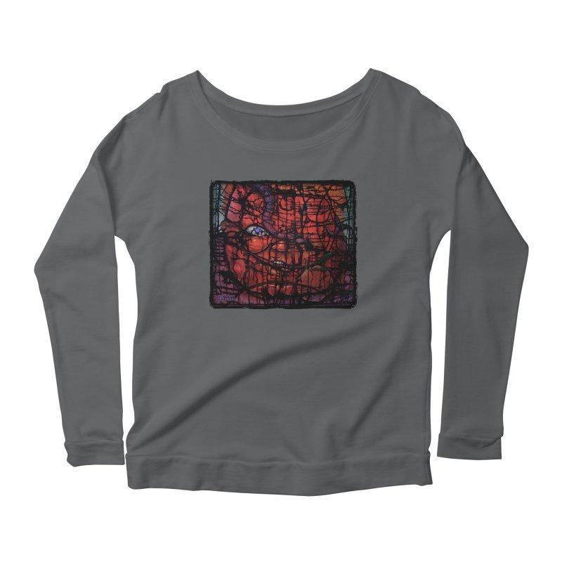 Stifle Women's Scoop Neck Longsleeve T-Shirt by Zachary Knight | Artist Shop