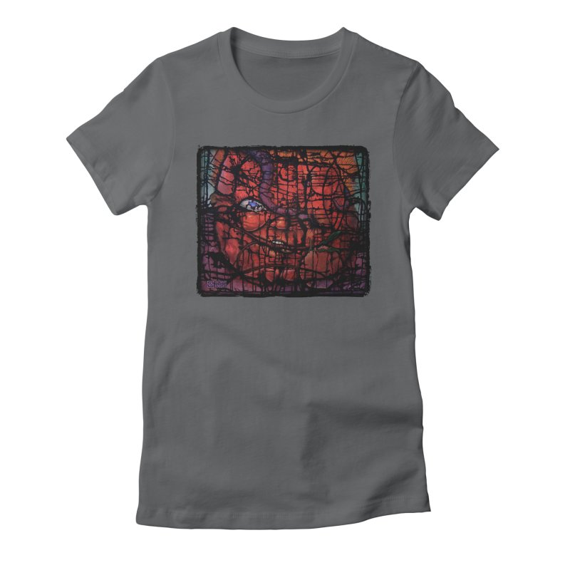 Stifle Women's Fitted T-Shirt by Zachary Knight | Artist Shop