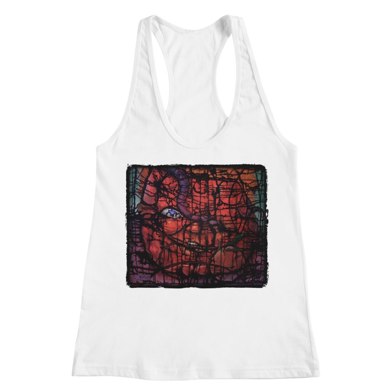 Stifle Women's Racerback Tank by Zachary Knight | Artist Shop
