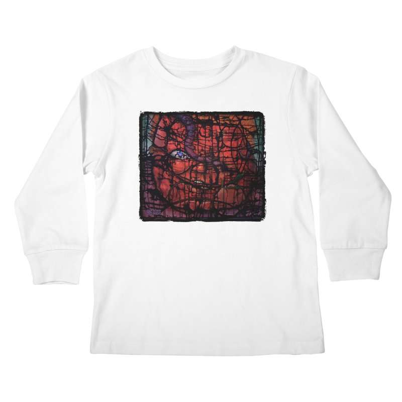 Stifle Kids Longsleeve T-Shirt by Zachary Knight | Artist Shop
