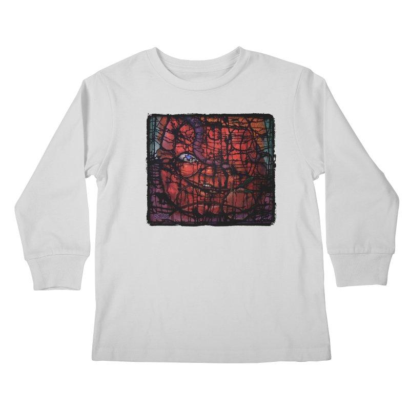 Stifle Kids Longsleeve T-Shirt by Zachary Knight | Artist Shop