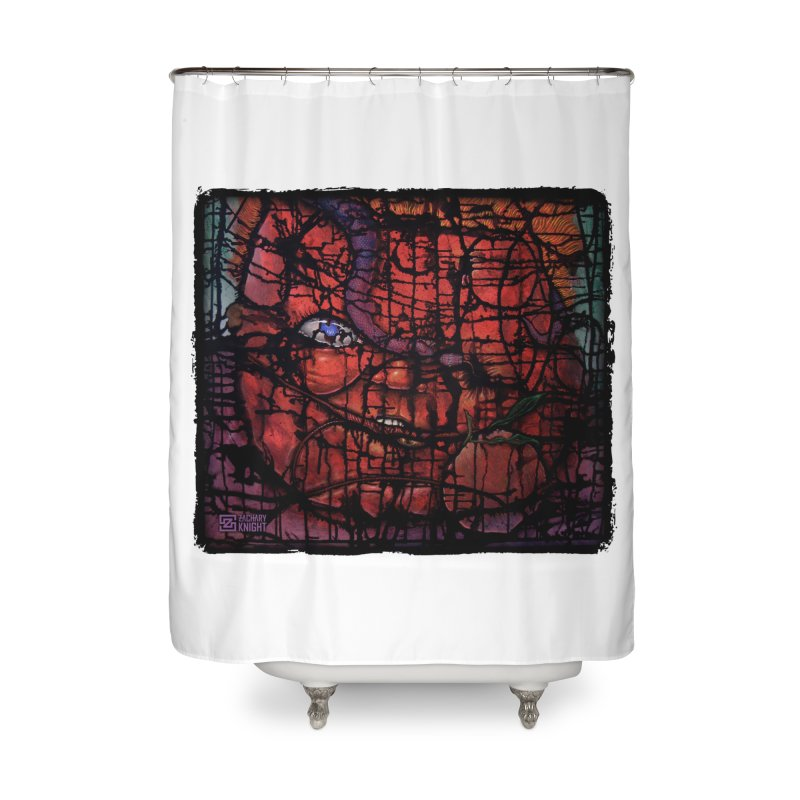 Stifle Home Shower Curtain by Zachary Knight | Artist Shop