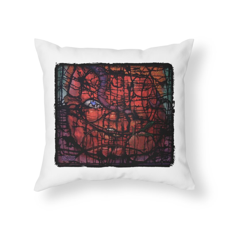 Stifle Home Throw Pillow by Zachary Knight | Artist Shop