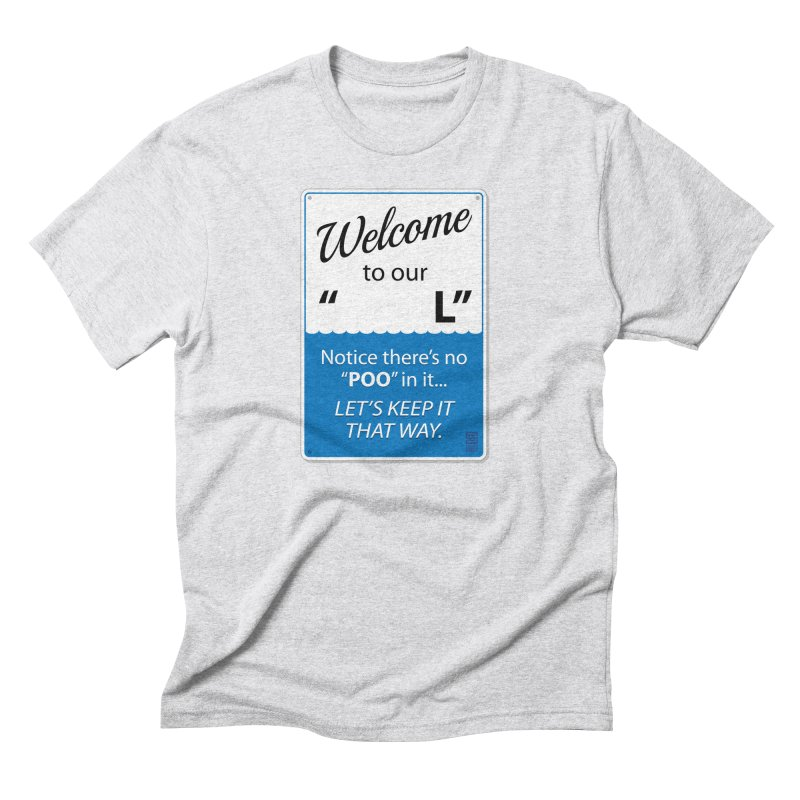"""Welcome To Our """"___L"""" Men's Triblend T-Shirt by Zachary Knight 