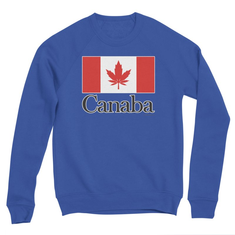Canaba - Style A Women's Sweatshirt by Zachary Knight | Artist Shop