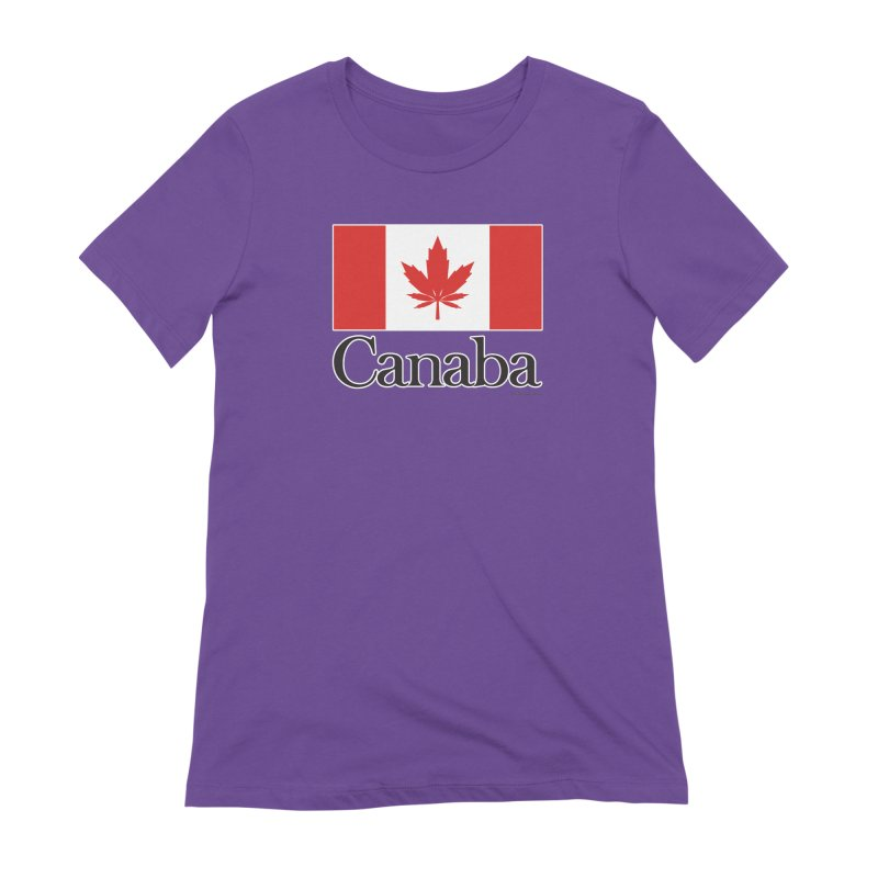 Canaba - Style A Women's Extra Soft T-Shirt by Zachary Knight | Artist Shop