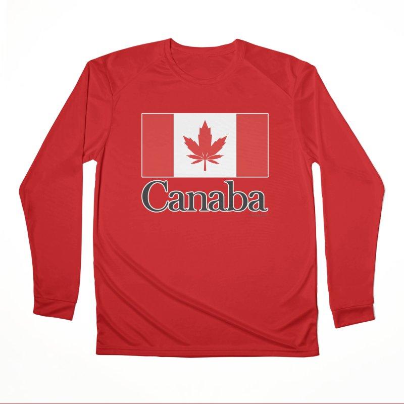 Canaba - Style A Women's Performance Unisex Longsleeve T-Shirt by Zachary Knight | Artist Shop