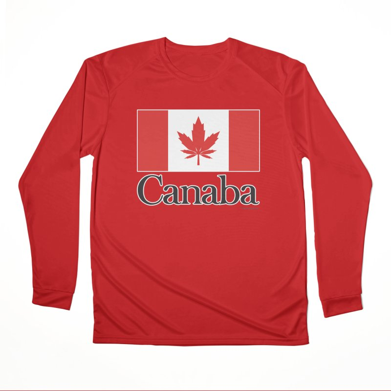 Canaba - Style A Men's Longsleeve T-Shirt by Zachary Knight | Artist Shop