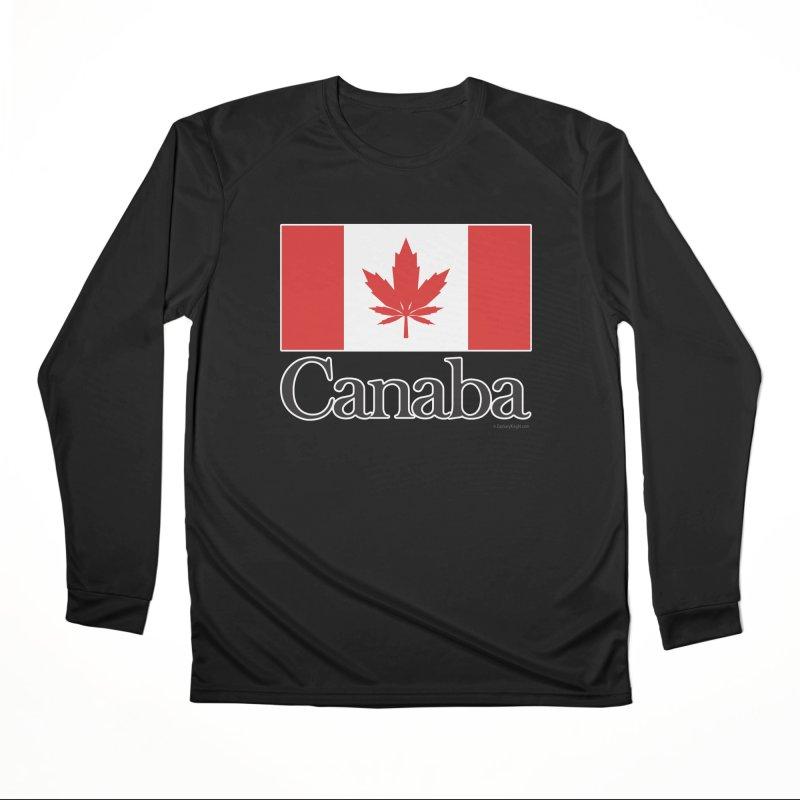 Canaba - Style A Women's Longsleeve T-Shirt by Zachary Knight | Artist Shop