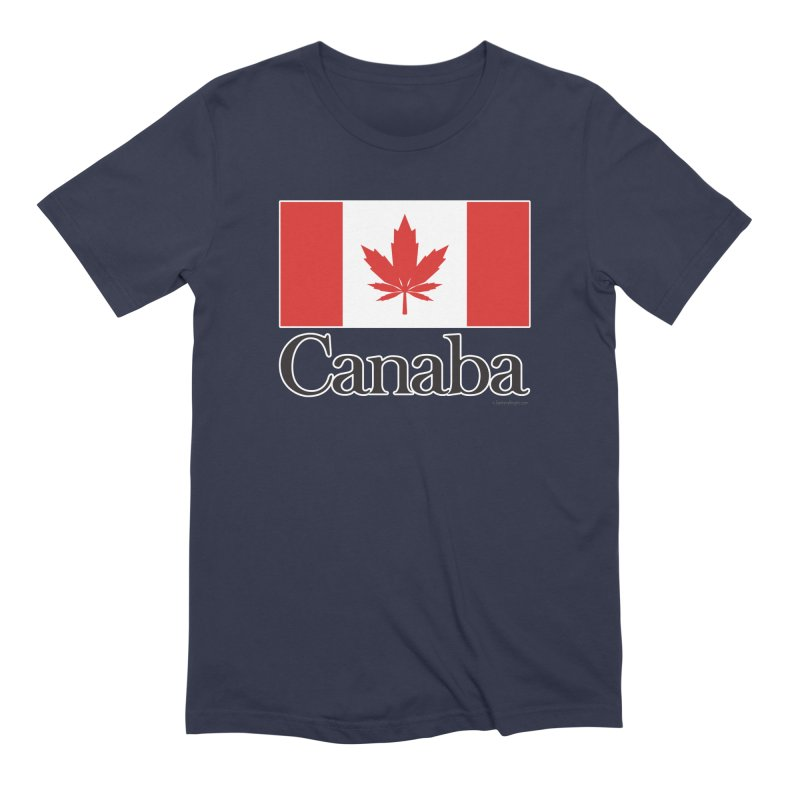 Canaba - Style A Men's Extra Soft T-Shirt by Zachary Knight | Artist Shop