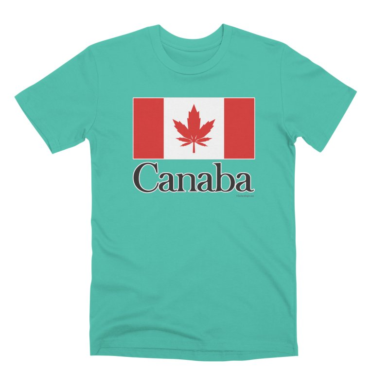 Canaba - Style A Men's Premium T-Shirt by Zachary Knight   Artist Shop