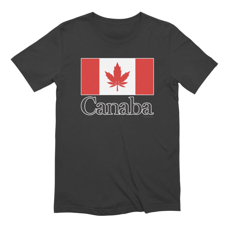 Canaba - Style A Men's Extra Soft T-Shirt by Zachary Knight   Artist Shop