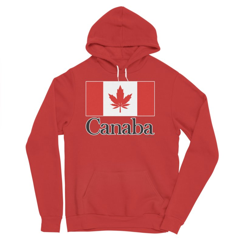 Canaba - Style A Women's Sponge Fleece Pullover Hoody by Zachary Knight | Artist Shop