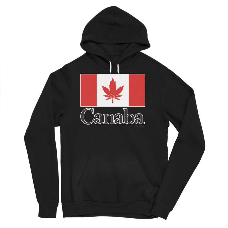 Canaba - Style A Men's Sponge Fleece Pullover Hoody by Zachary Knight | Artist Shop