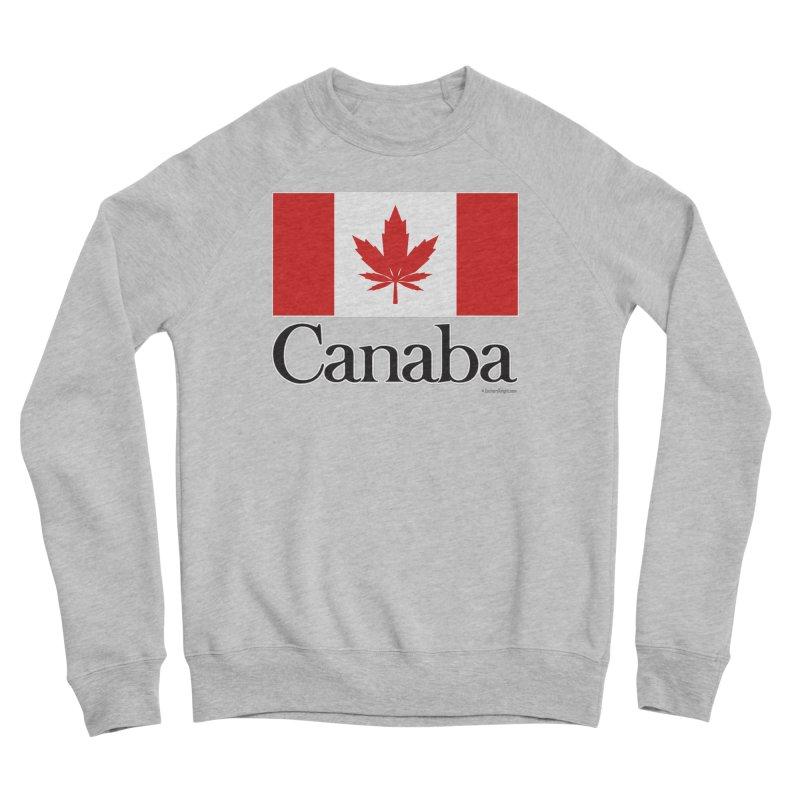 Canaba - Style A Men's Sponge Fleece Sweatshirt by Zachary Knight | Artist Shop