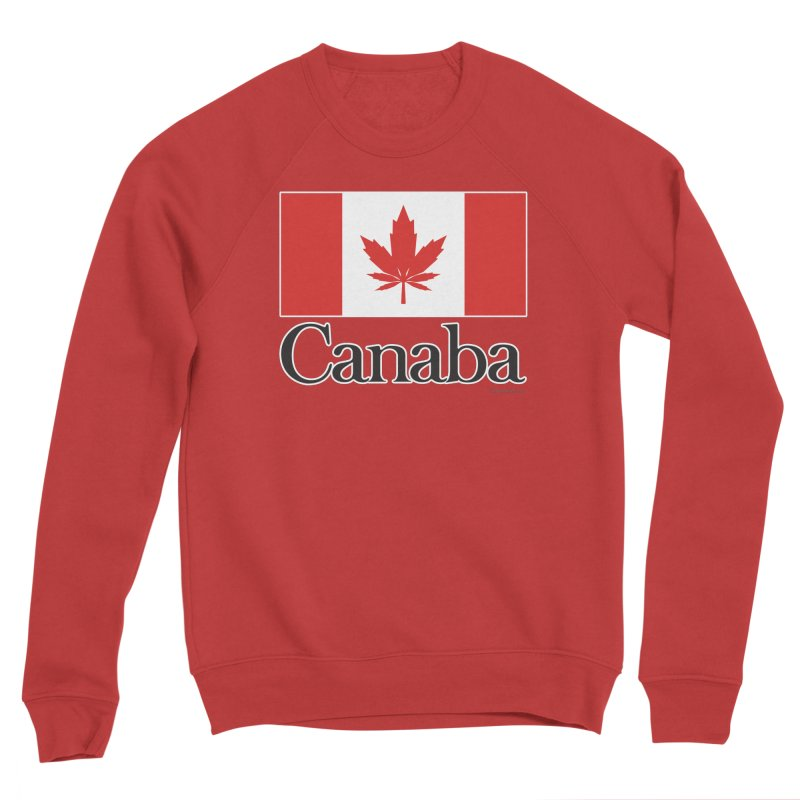Canaba - Style A Women's Sponge Fleece Sweatshirt by Zachary Knight   Artist Shop
