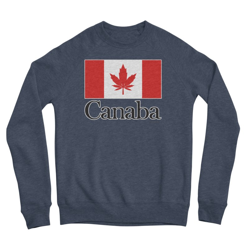 Canaba - Style A Women's Sponge Fleece Sweatshirt by Zachary Knight | Artist Shop