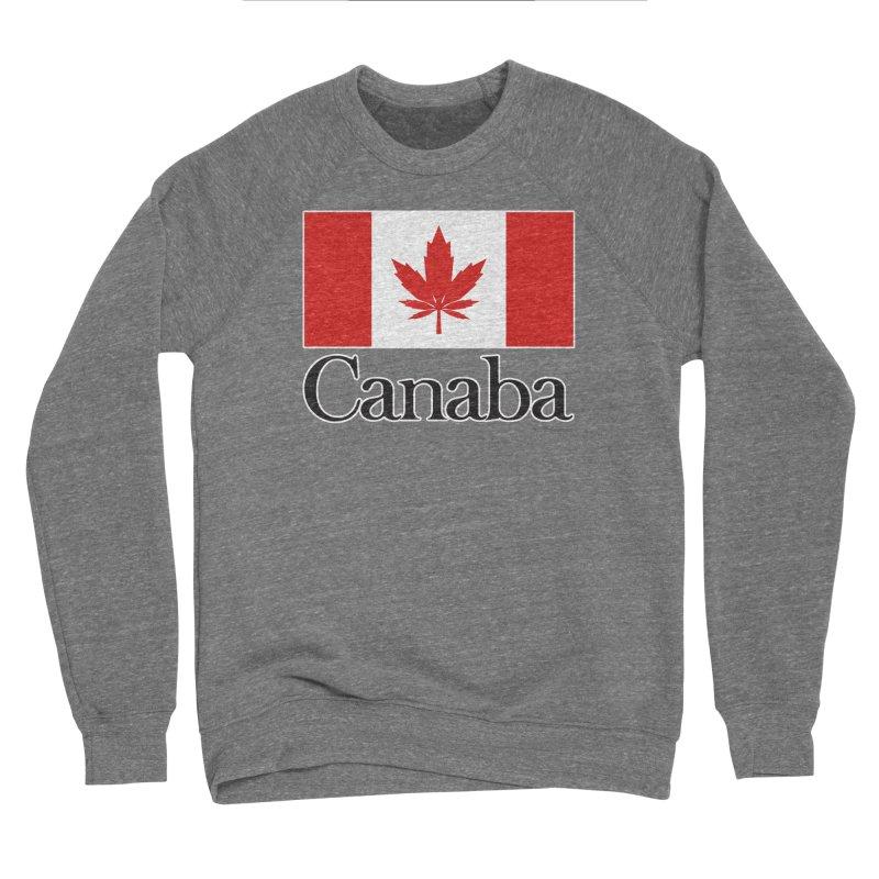 Canaba - Style A Women's Sponge Fleece Sweatshirt by Zachary Knight | Artist Shop