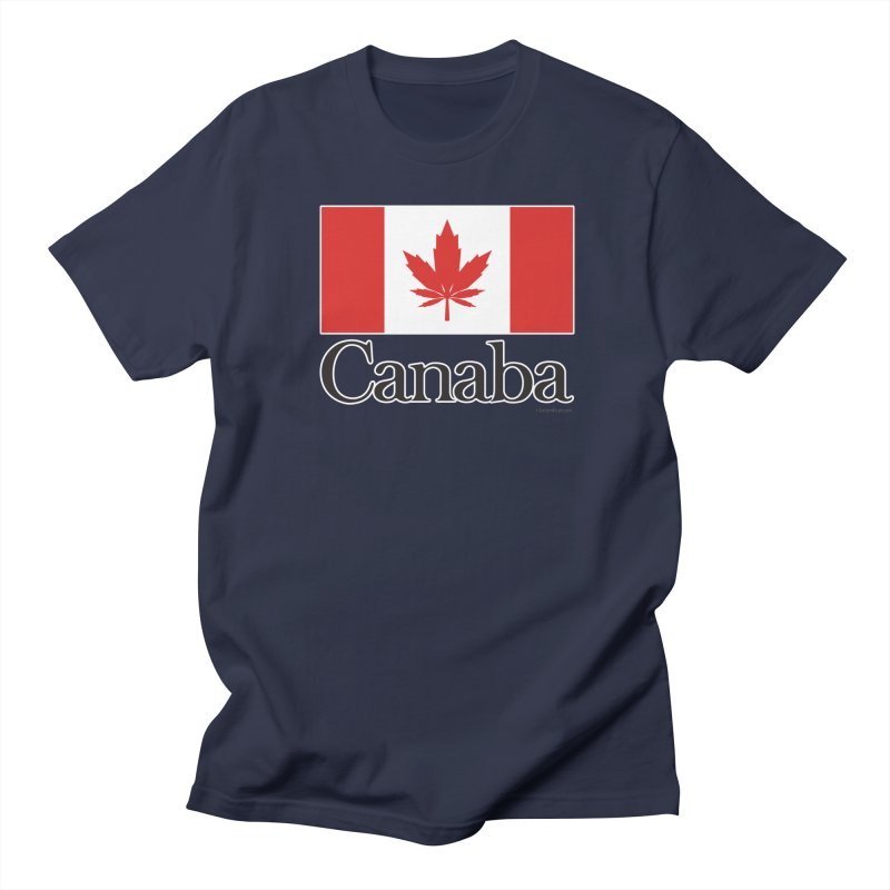 Canaba - Style A Men's T-Shirt by Zachary Knight   Artist Shop