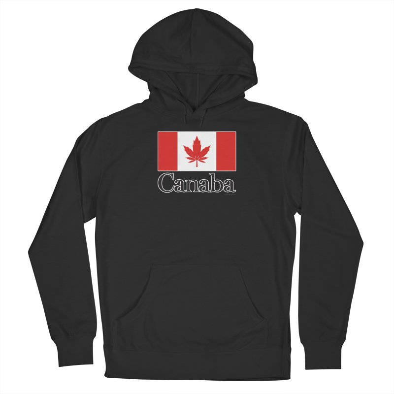 Canaba - Style A Men's Pullover Hoody by Zachary Knight | Artist Shop