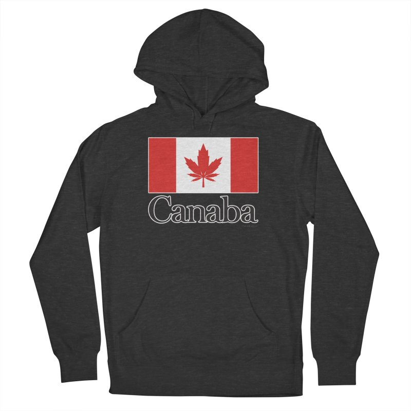 Canaba - Style A Men's French Terry Pullover Hoody by Zachary Knight   Artist Shop