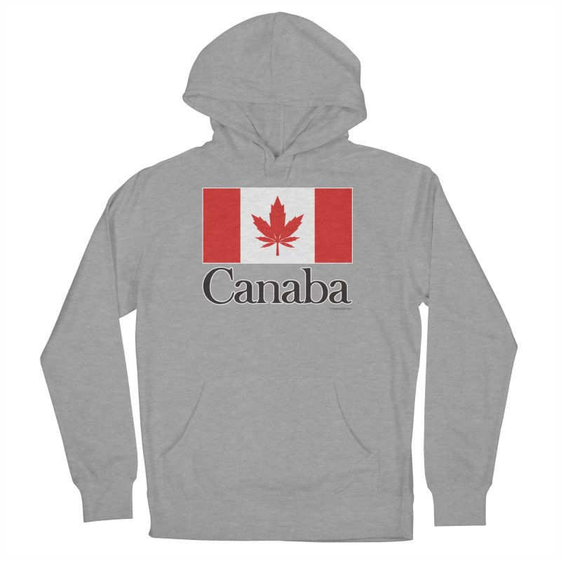 Canaba - Style A Men's French Terry Pullover Hoody by Zachary Knight | Artist Shop