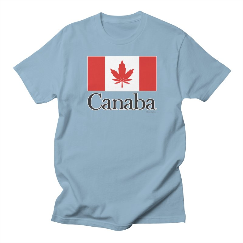 Canaba - Style A Men's Regular T-Shirt by Zachary Knight | Artist Shop