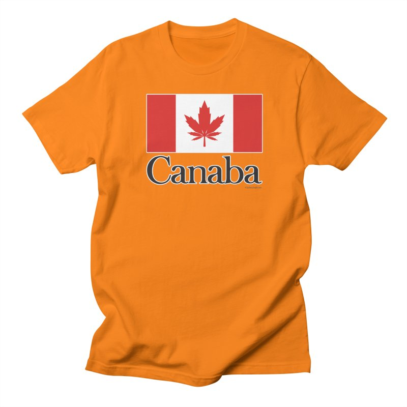 Canaba - Style A Women's Regular Unisex T-Shirt by Zachary Knight | Artist Shop