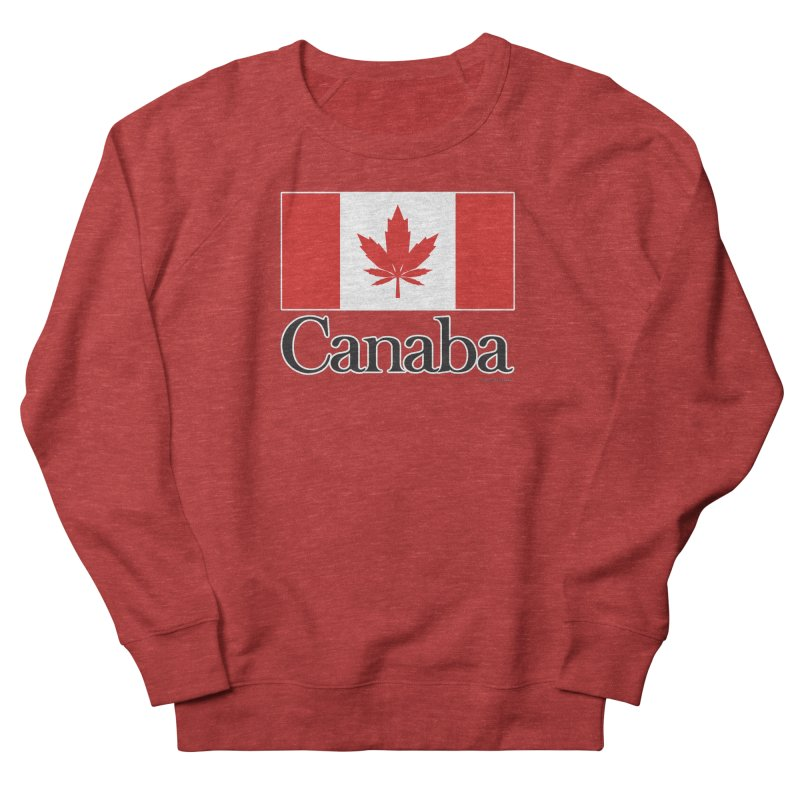Canaba - Style A Women's French Terry Sweatshirt by Zachary Knight | Artist Shop