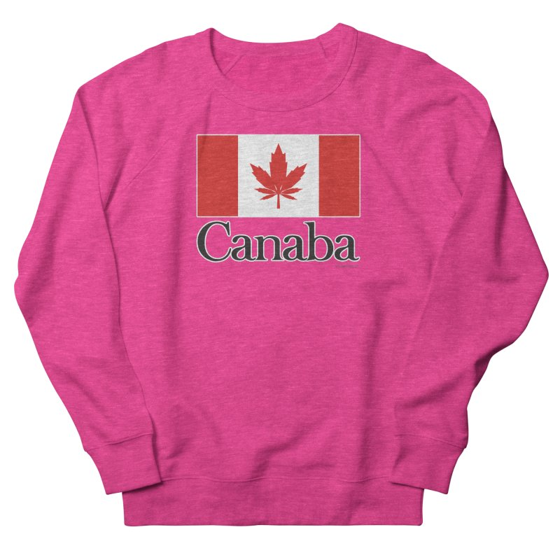 Canaba - Style A Men's French Terry Sweatshirt by Zachary Knight | Artist Shop