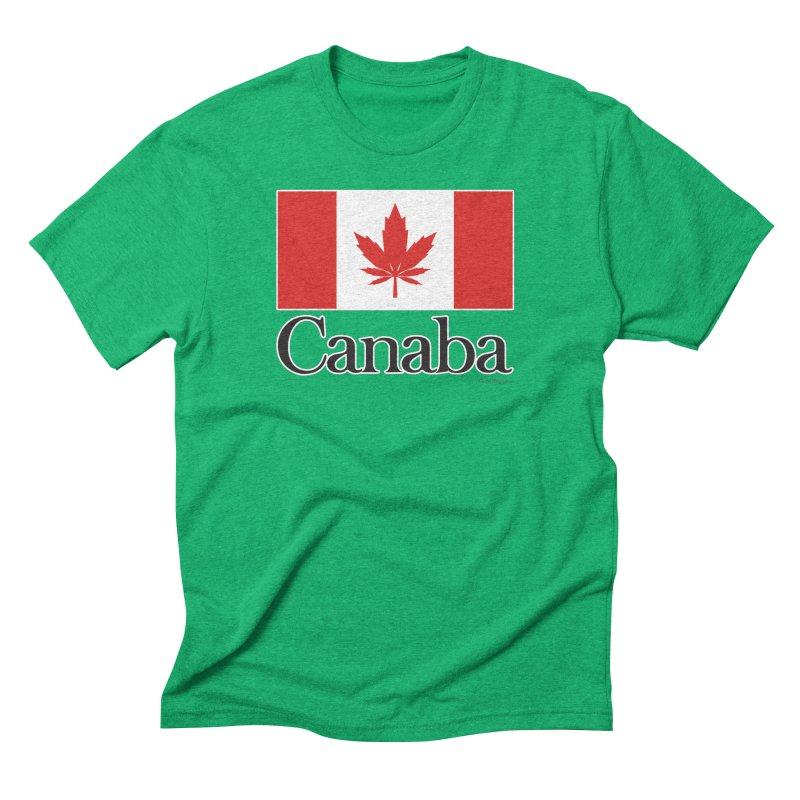 Canaba - Style A Men's Triblend T-Shirt by Zachary Knight | Artist Shop