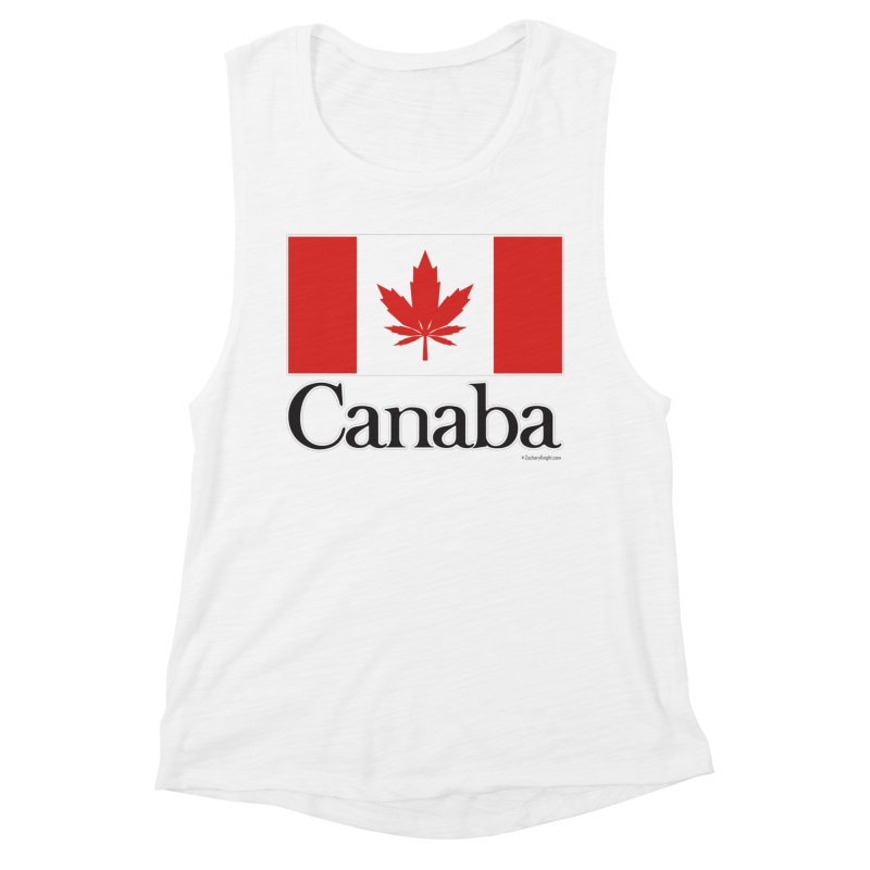 Canaba - Style A Women's Tank by Zachary Knight | Artist Shop