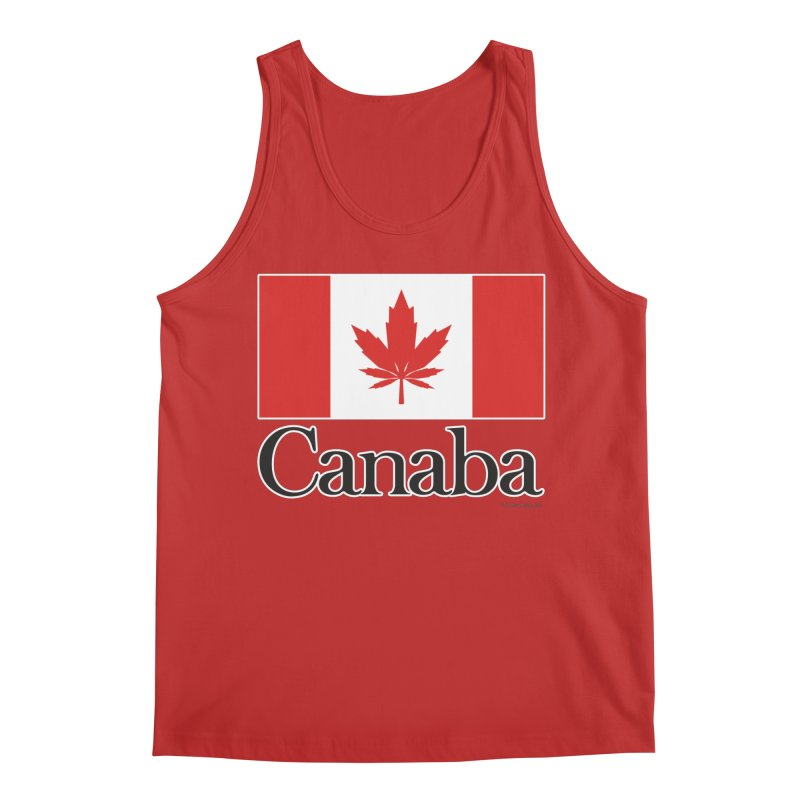 Canaba - Style A Men's Tank by Zachary Knight   Artist Shop