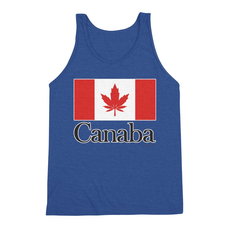 Canaba - Style A Men's Tank by Zachary Knight | Artist Shop