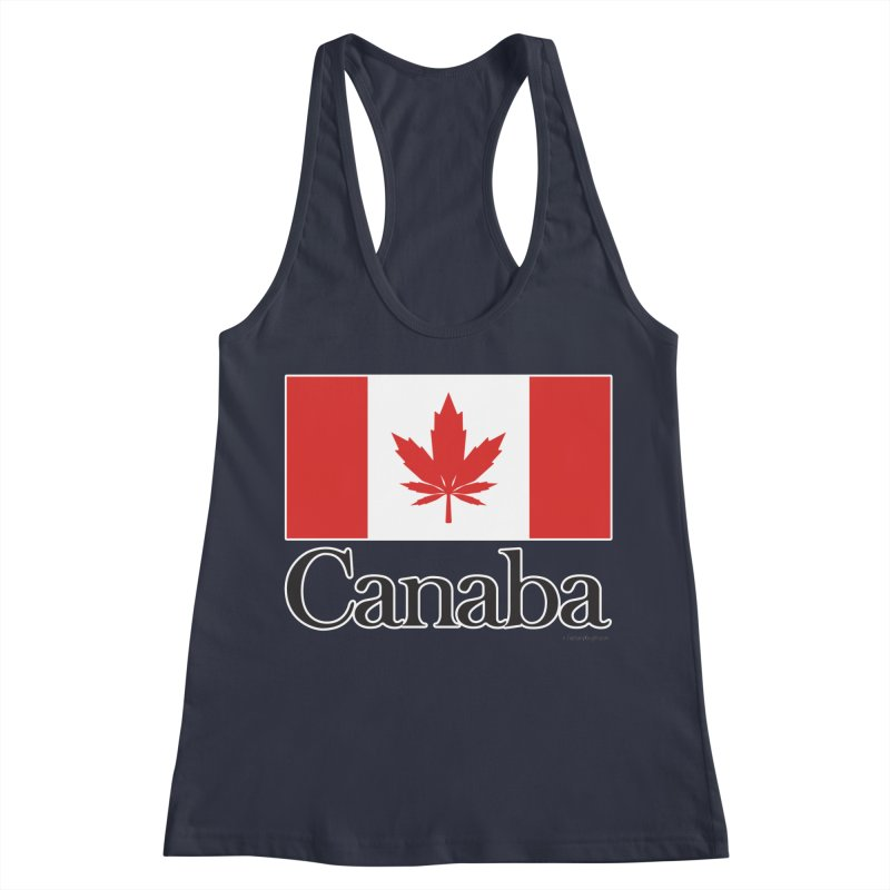 Canaba - Style A Women's Tank by Zachary Knight   Artist Shop