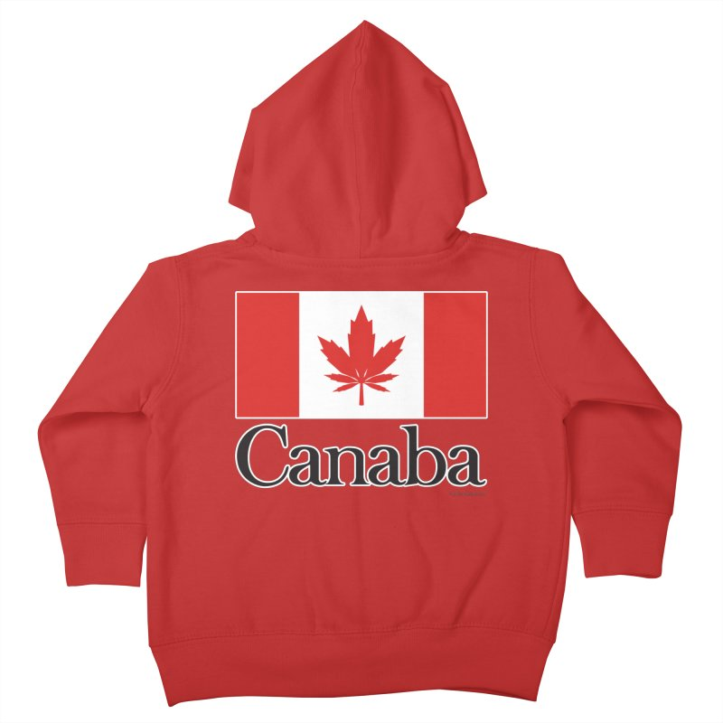 Canaba - Style A Kids Toddler Zip-Up Hoody by Zachary Knight   Artist Shop