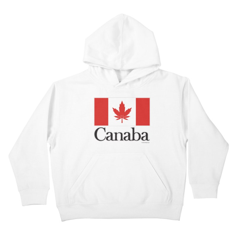 Canaba - Style A Kids Pullover Hoody by Zachary Knight | Artist Shop