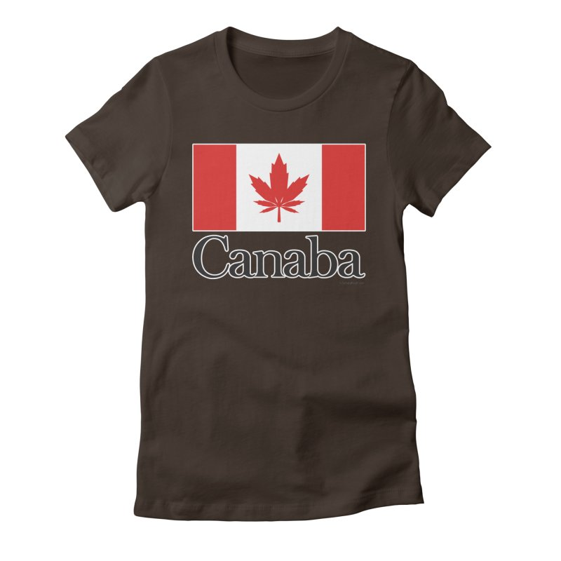 Canaba - Style A Women's T-Shirt by Zachary Knight | Artist Shop