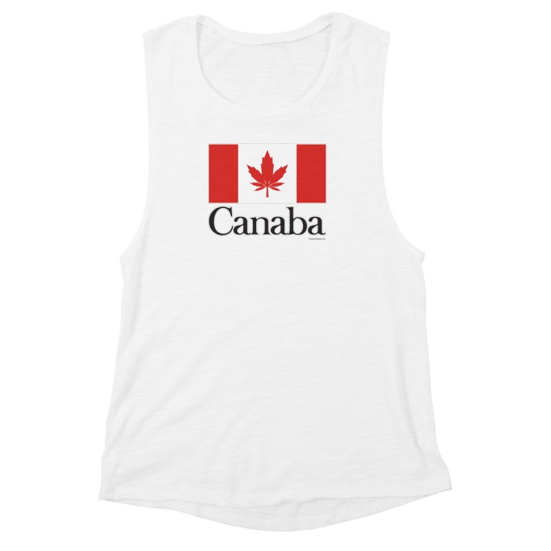 Canaba - Style A Women's Muscle Tank by Zachary Knight | Artist Shop