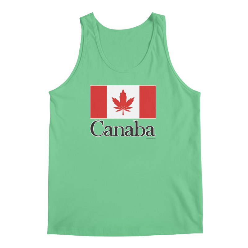 Canaba - Style A Men's Regular Tank by Zachary Knight | Artist Shop