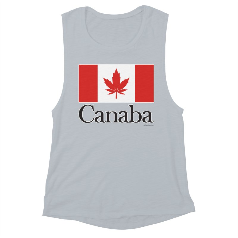 Canaba - Style A Women's Muscle Tank by Zachary Knight   Artist Shop