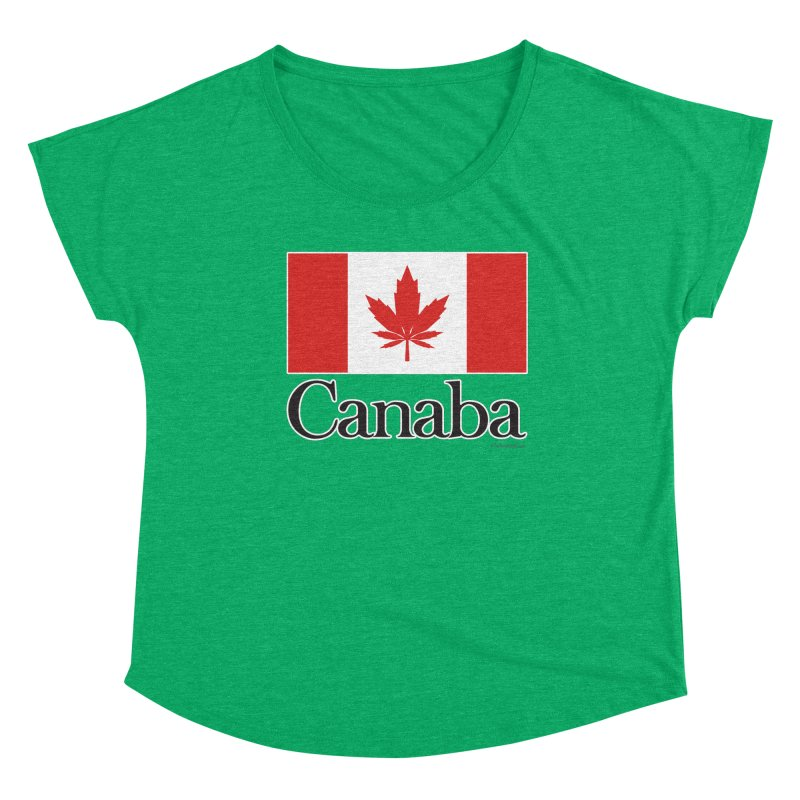 Canaba - Style A Women's Scoop Neck by Zachary Knight | Artist Shop