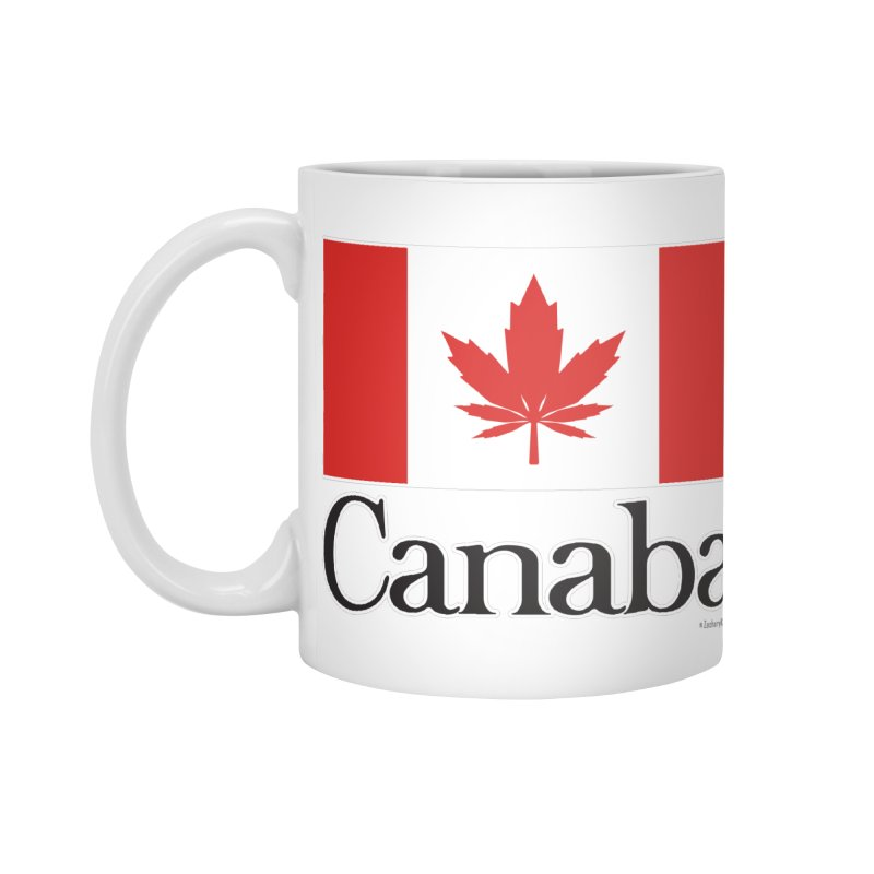 Canaba - Style A Accessories Standard Mug by Zachary Knight | Artist Shop