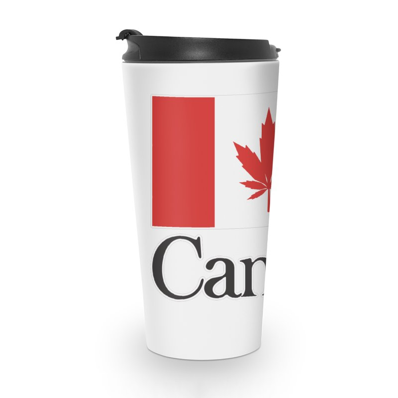 Canaba - Style A Accessories Travel Mug by Zachary Knight | Artist Shop