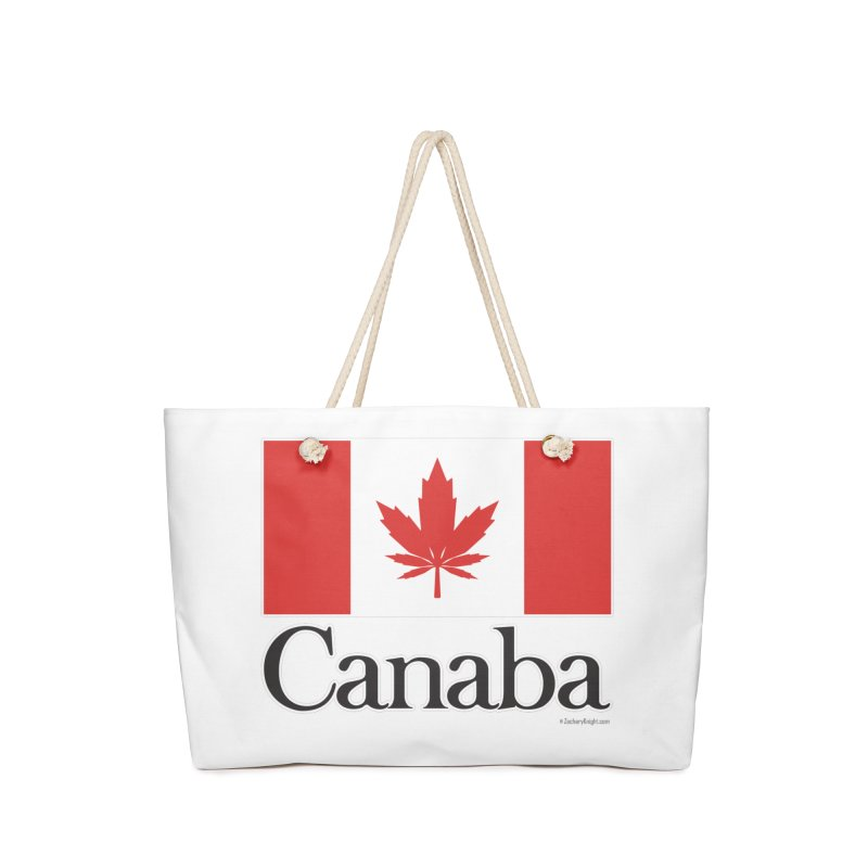 Canaba - Style A Accessories Bag by Zachary Knight | Artist Shop
