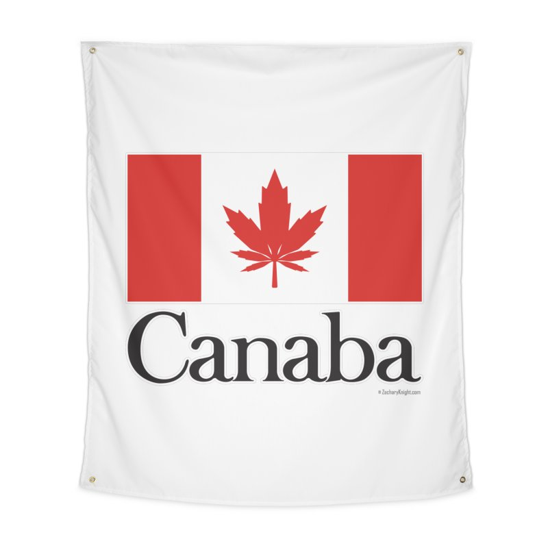 Canaba - Style A Home Tapestry by Zachary Knight | Artist Shop