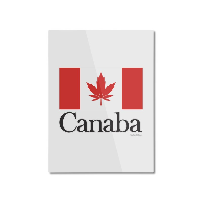 Canaba - Style A Home Mounted Aluminum Print by Zachary Knight   Artist Shop