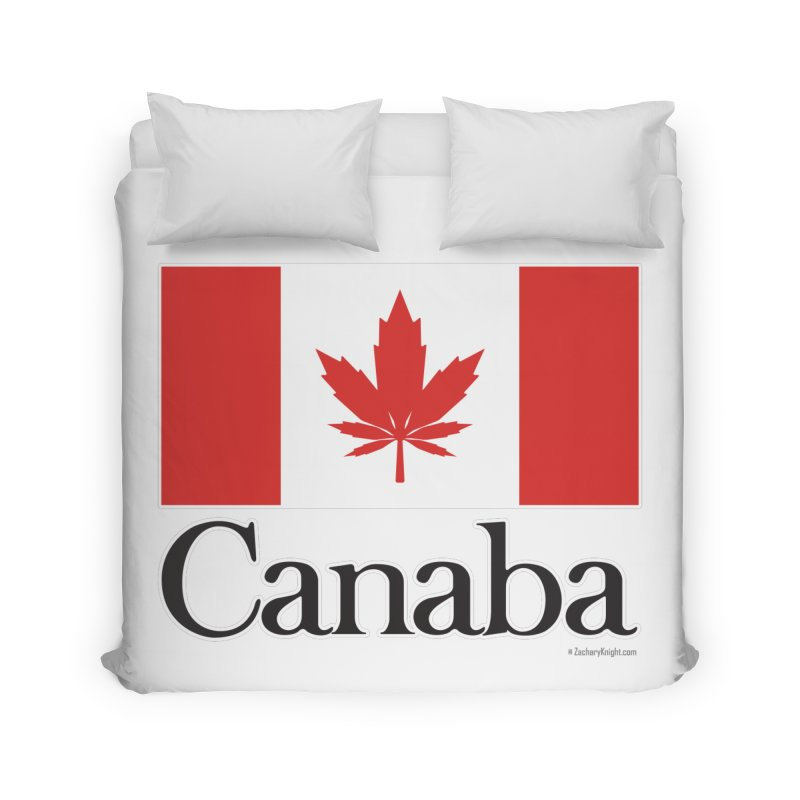 Canaba - Style A Home Duvet by Zachary Knight | Artist Shop