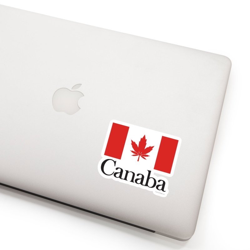 Canaba - Style A Accessories Sticker by Zachary Knight   Artist Shop